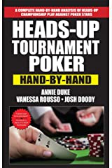 Heads Up Tournament Poker Kindle Edition