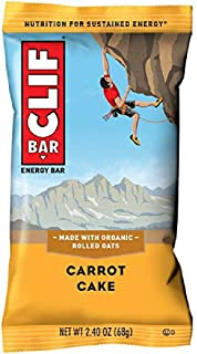 product image for CLIF BAR - Energy Bars - Carrot Cake - (2.4 Ounce Protein Bars, 12 Count)