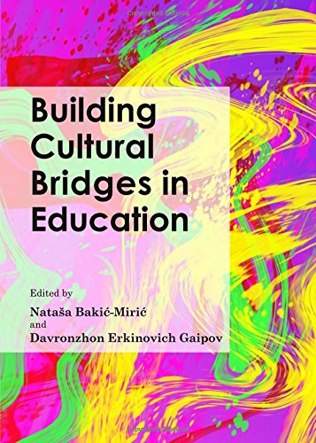 Download Building Cultural Bridges in Education PDF
