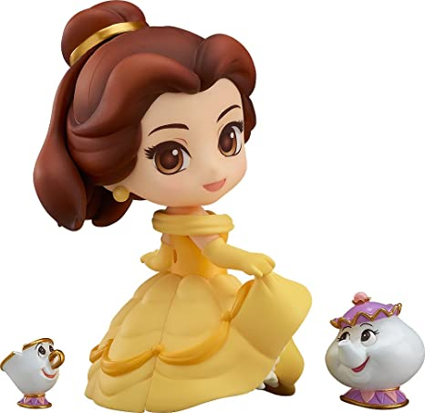 Muñecas Modelo Bella Nendoroid Good Smile Disney Beauty And The Beast Belle Nendoroid Figure