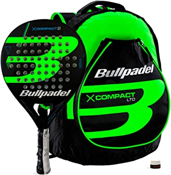 Bullpadel Pack X-Compact 2 Green: Amazon.es: Deportes y aire libre