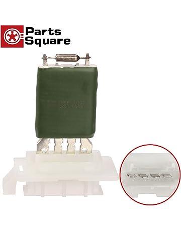 PartsSquare HVAC Blower Motor Resistor MT1823 Replacement for 2008 2009 2010 2011 2012 AUDI S3 2006