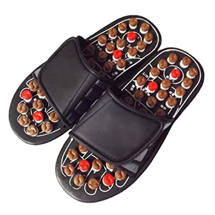 4c1cf77dbfde6 Amazon.com: CLORIS Foot Massagers Shoes, 180 ° Rotatable with 41 ...
