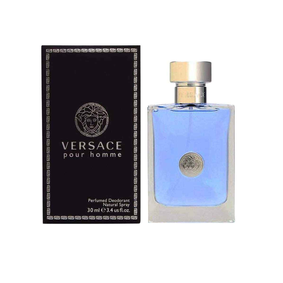 Gianni Versace Versace Pour Homme for Men, Eau De Toilette Spray 1.7-Ounce 159889