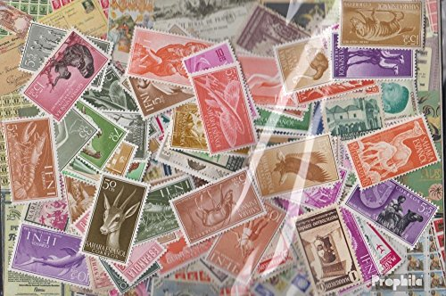 Spain 500 Different Stamps Spanish Colonies with Independent States (Stamps for Collectors)