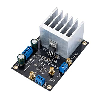nobsound opa548 Power Operational Amplifier opamp Current Amp Module Wide Output Voltage, normativa Amplificador Operacional