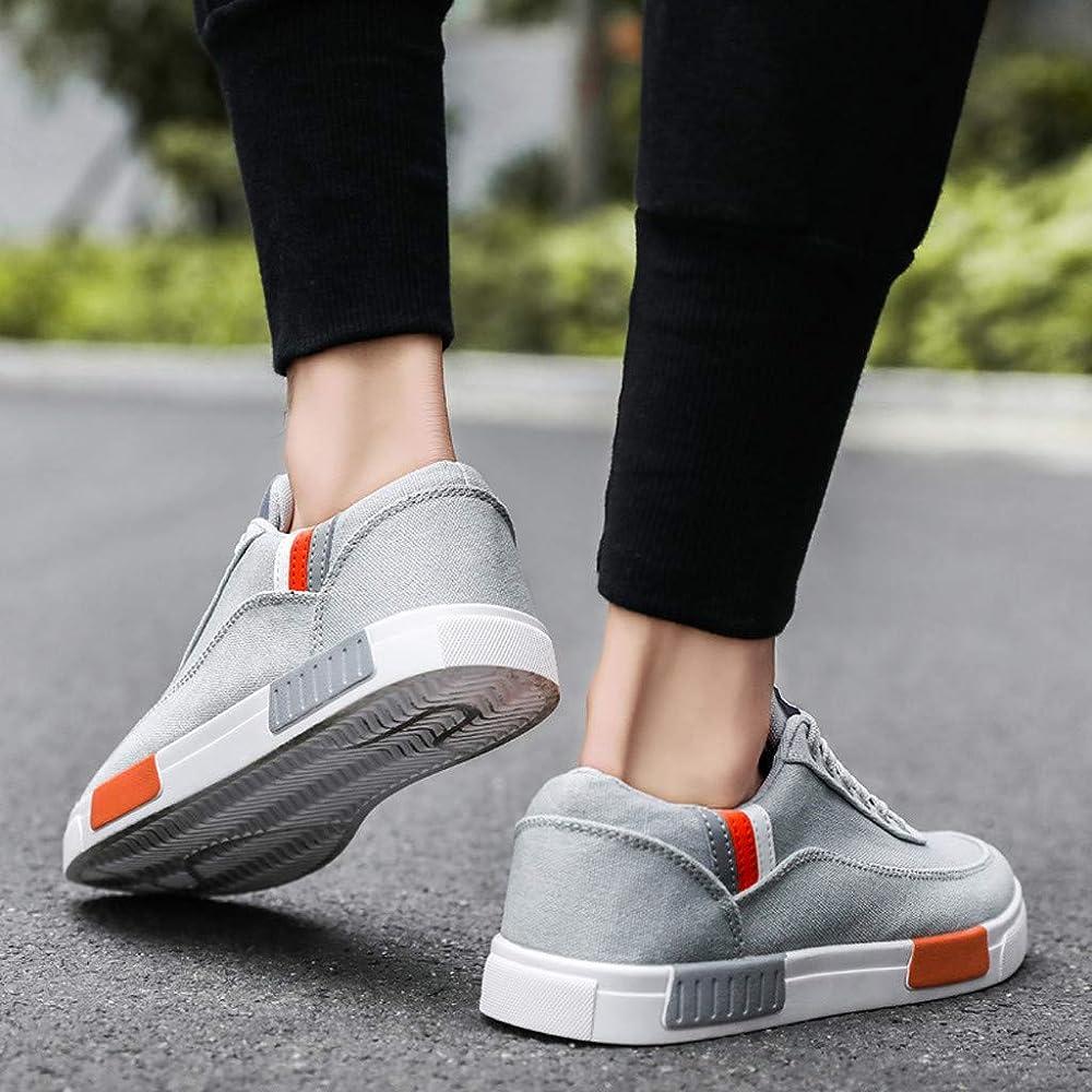 Zapatillas de Deporte Hombre Respirable Zapatos para Correr ...