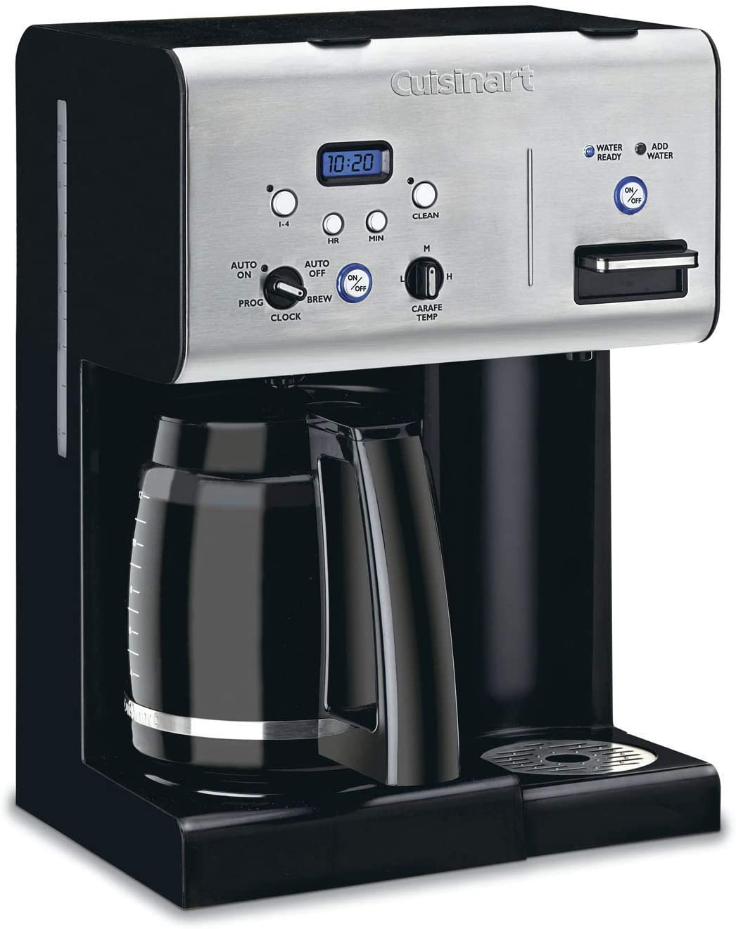 Cuisinart CHW-12P1 12-Cup Programmable Coffeemaker with Hot Water System