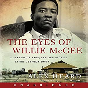 The Eyes of Willie McGee Audiobook