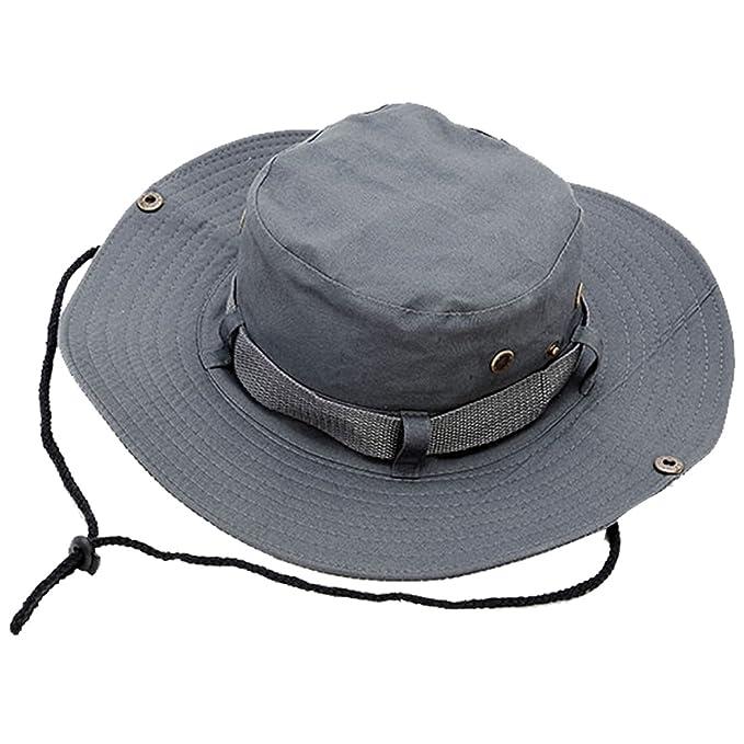 5d6dd7f570fb5 Sombrero australiano de Partiss de hombre para pescar