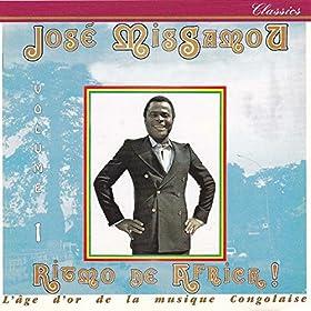 José Missamou Jose Missamou El Salsero Africano N° 1 Montono Ya Congo
