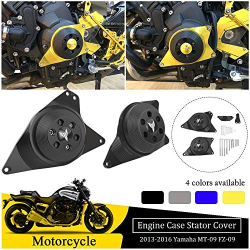 RZ Carbon Fiber Motorcycle Tank Protector Pad with Sides Trim Fit Yamaha MT09 MT-09 2018
