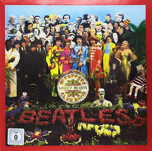Изображение товара Sgt. Pepper's Lonely Hearts Club Band [4 CD/DVD/Blu-ray Combo][Super Deluxe Ed