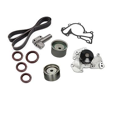 Timing Belt Kit Water Pump For Hyundai Sonata Tucson Tiburon Santa Fe Kia Sportage Optima: Automotive