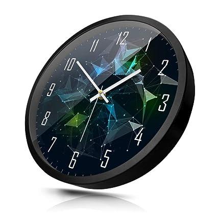XQY Reloj de Pared, Creativos Relojes de Pared de la Sala de Estar, Relojes Modernos de ...