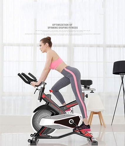 Nfudishpu Spinning Bike Mute Fitness Home App Juego De Conexión ...