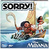 Hasbro Sorry! Game: Disney Moana Edition