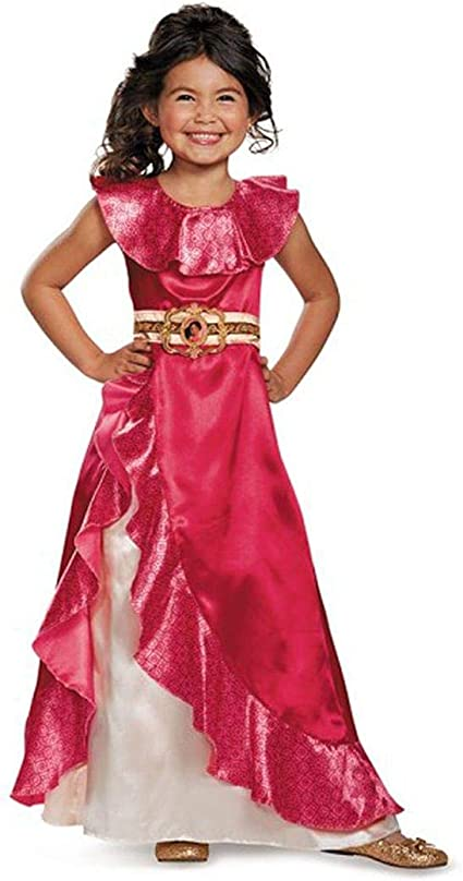 Disney Elena of Avalor Adventure Classic Girls' Costume