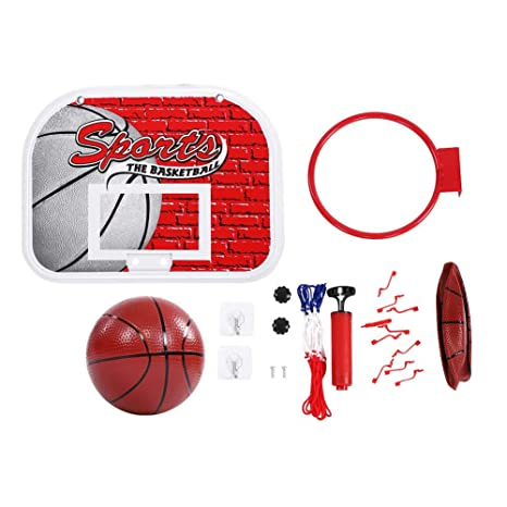 237e0e82a2f Amazon.com  Mini Basketball Hoop