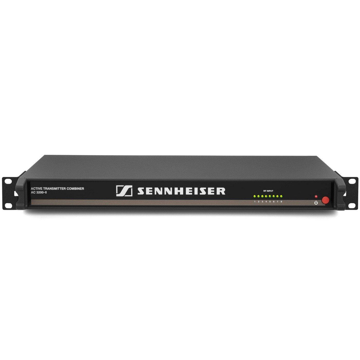 Sennheiser AC3200-II | 250mW High Power 8:1 Active Antenna Combiner 505497