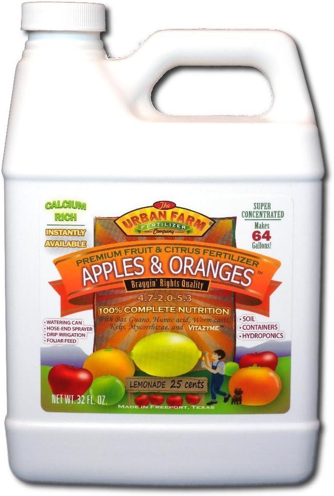 Best Fertilizer for Citrus Trees