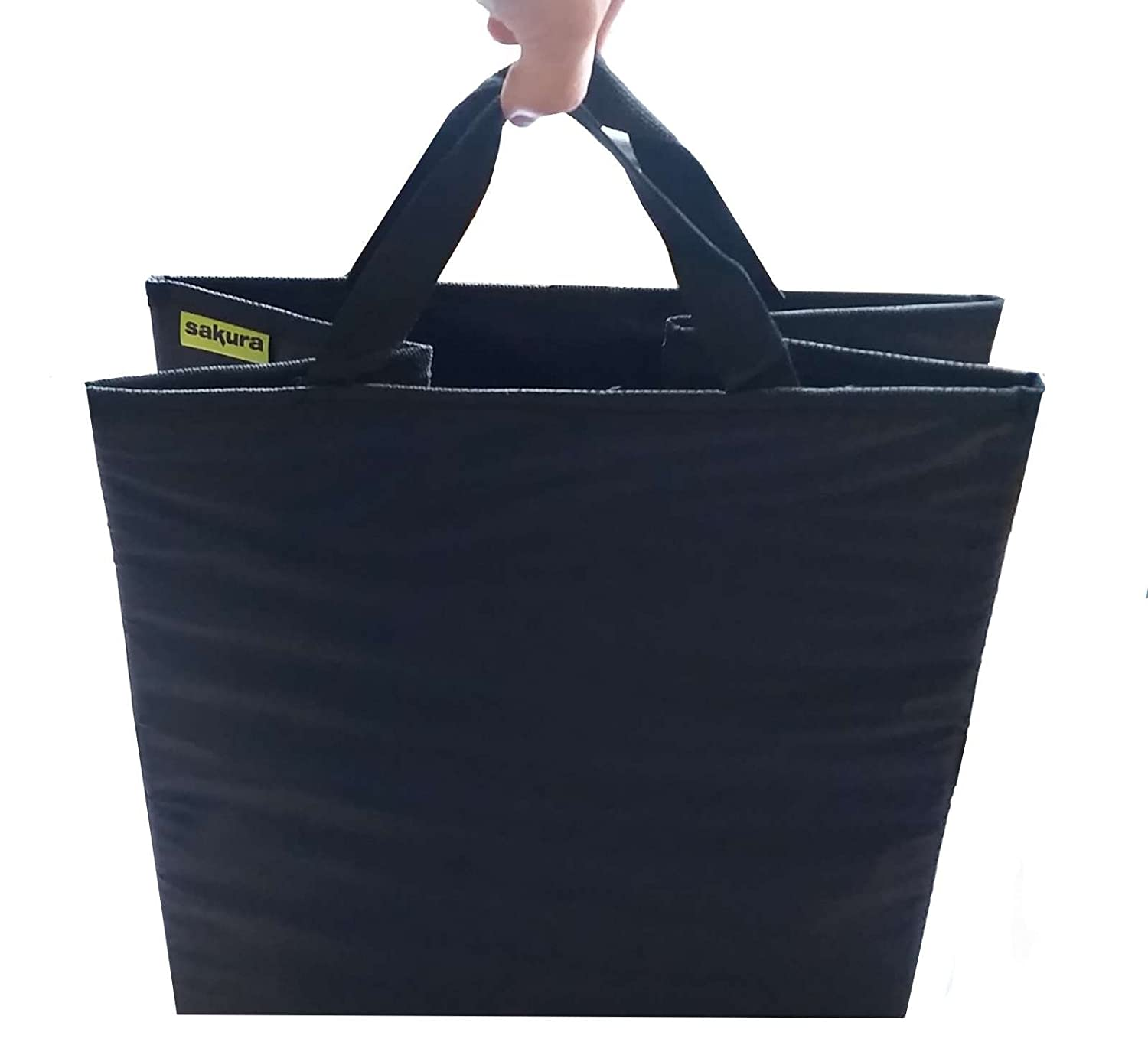 Sturdy High Quality XtremeAuto/® Tidy Shopper 3 in 1 Shopping Bag Car Boot Storage Compartments