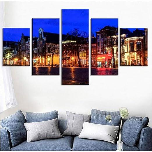 hhlwl Obra de arte Cartel HD Imprime la decoración de la ...