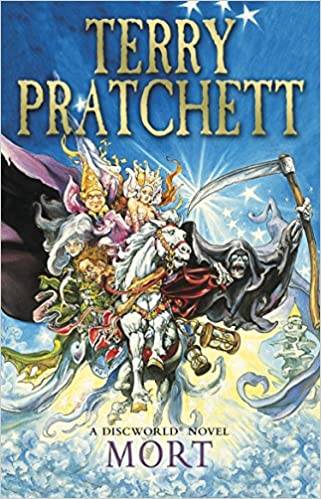 mort discworld novel 4 discworld novels amazon co uk terry