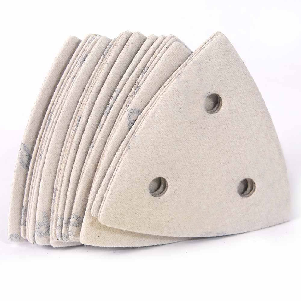 20 Versa-Tool MB40 Versa Tool 40 Grit Velcro Triangular Sand Paper Pack