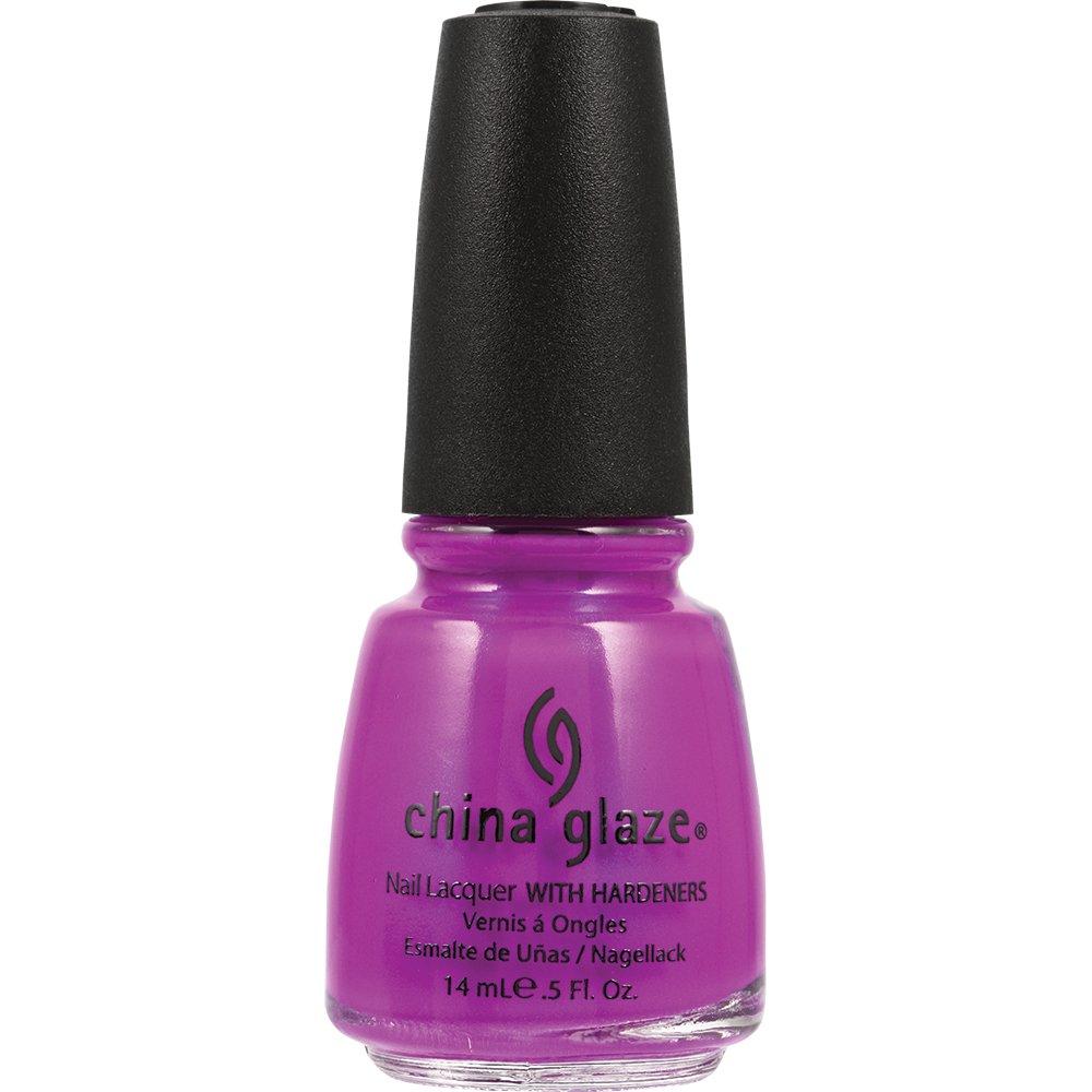 Amazon.com : China Glaze Nail Polish, Surfing For Boys, 0.5 Fluid ...