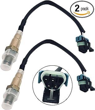 Downstream Oxygen Sensor For Cadillac XTS V6 3.6L 2015-2013 4Pcs Upstream