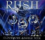 Rush: Clockwork Angels Tour (Live) (Audio CD)
