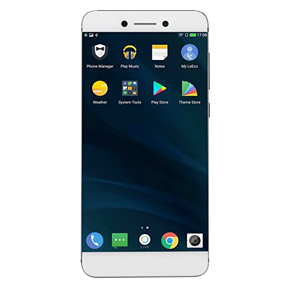 Amazon.com: Letv LeEco Le X950 6GB+128GB 5.5 inch Android 6.0.1 Qualcomm Snapdragon 821 Quad Core up to 2.342GHz GSM & WCDMA & FDD-LTE (Silver): Cell Phones ...