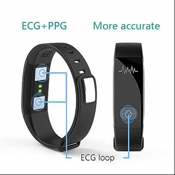 Ppg Ecg Smart Chip Sport Smart Armband Blutdruckblutsauerstoff