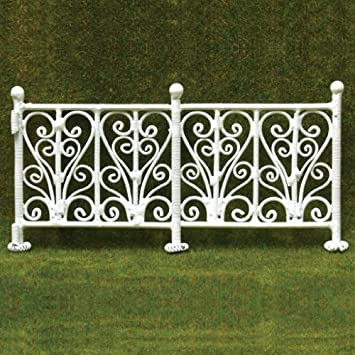 wrought iron fence for sale craigslist repair thousand oaks parts new orleans dollhouse miniature
