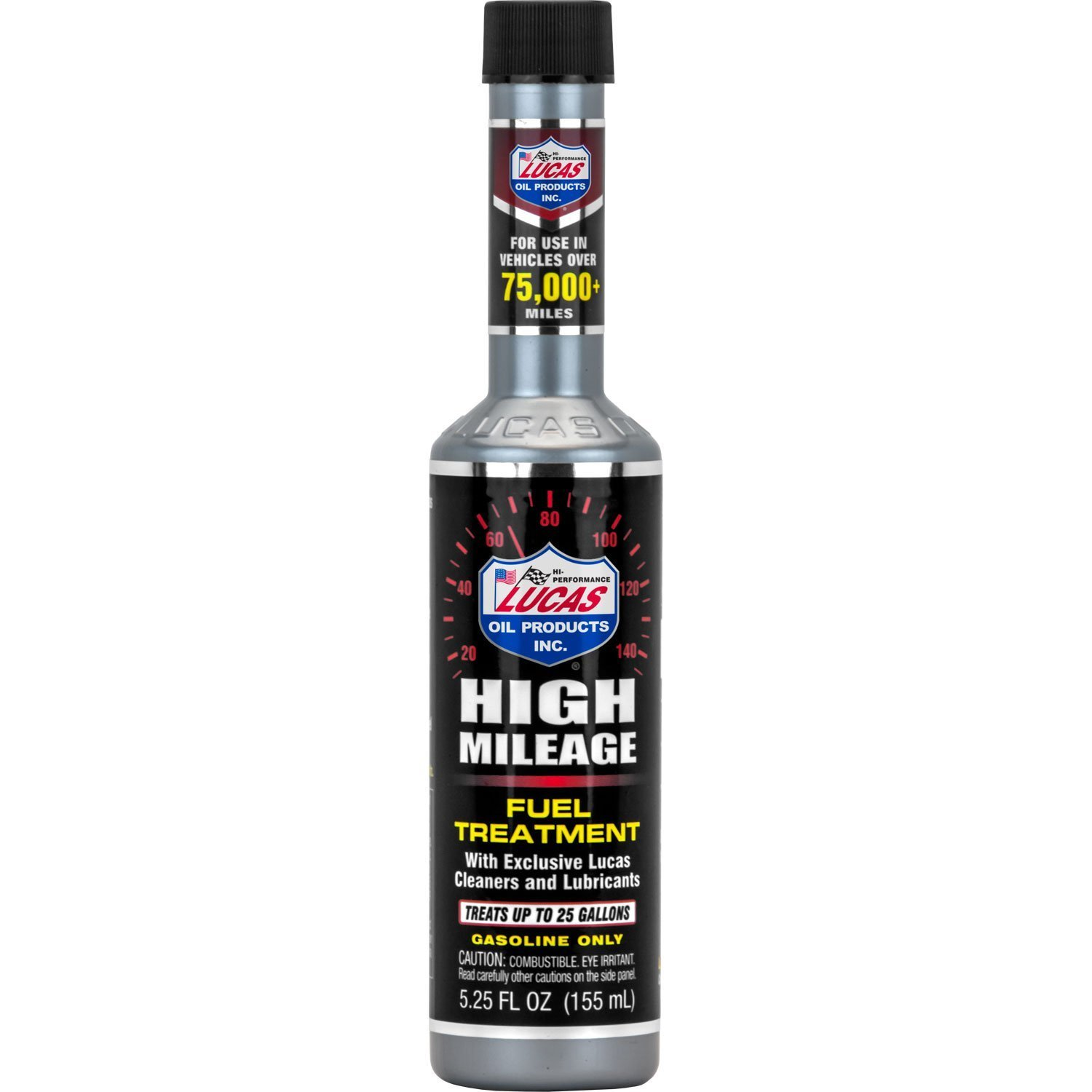 LUCAS OIL 10977 HIGH MILEAGE FUEL TREATME (Quantity 4)