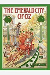 The Emerald City of Oz (Books of Wonder) Hardcover