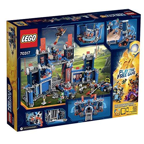LEGO-70317 Juego de construcción con Piezas, Fortrex, (70317)