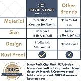 Hearth & Crate Umbrella Holder - Umbrella Stand