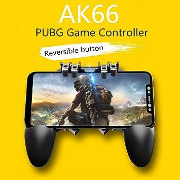 Broadroot AK66 - Juego de 6 Dedos para Smartphone, Mando a ...