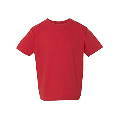 Clementine Toddler Premium Jersey T-Shirt (3080) -RED -2T