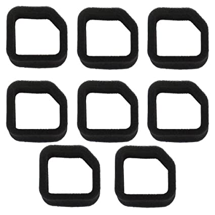 Amazon Aisen Pack Of 8 Air Filter For Ryobi Ry251ph Ry254bc