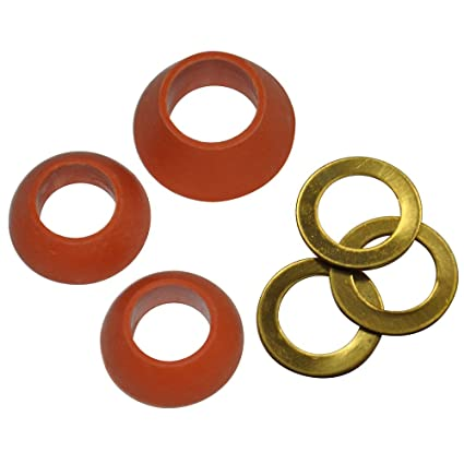 Danco 80332 Rubber Cone Washer, 1/2-Inch - Faucet And Valve Washers ...