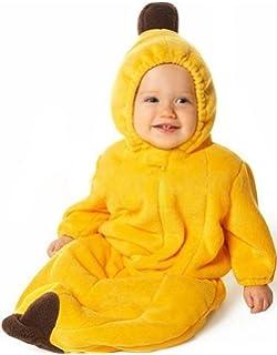 Amazon Com Banana Bunting Costume 3 9 Months Clothing