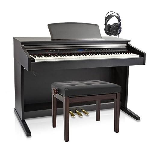 gear4music pianoforte digitale  Opinioni per Pianoforte digitale DP-20 Gear4music + kit