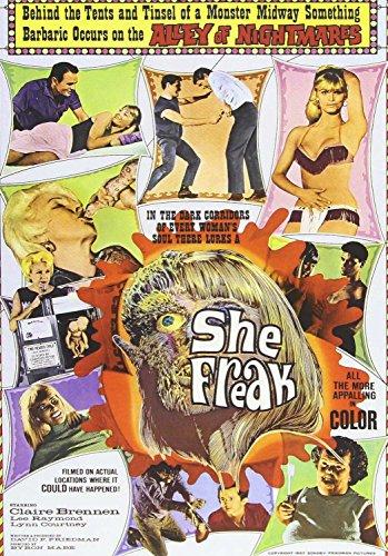 She Freak (Full Frame)