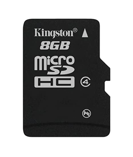 Amazon.com: SDC4/8gbsp – SDC4/8gbsp – Kingston 8 GB Micro SD ...