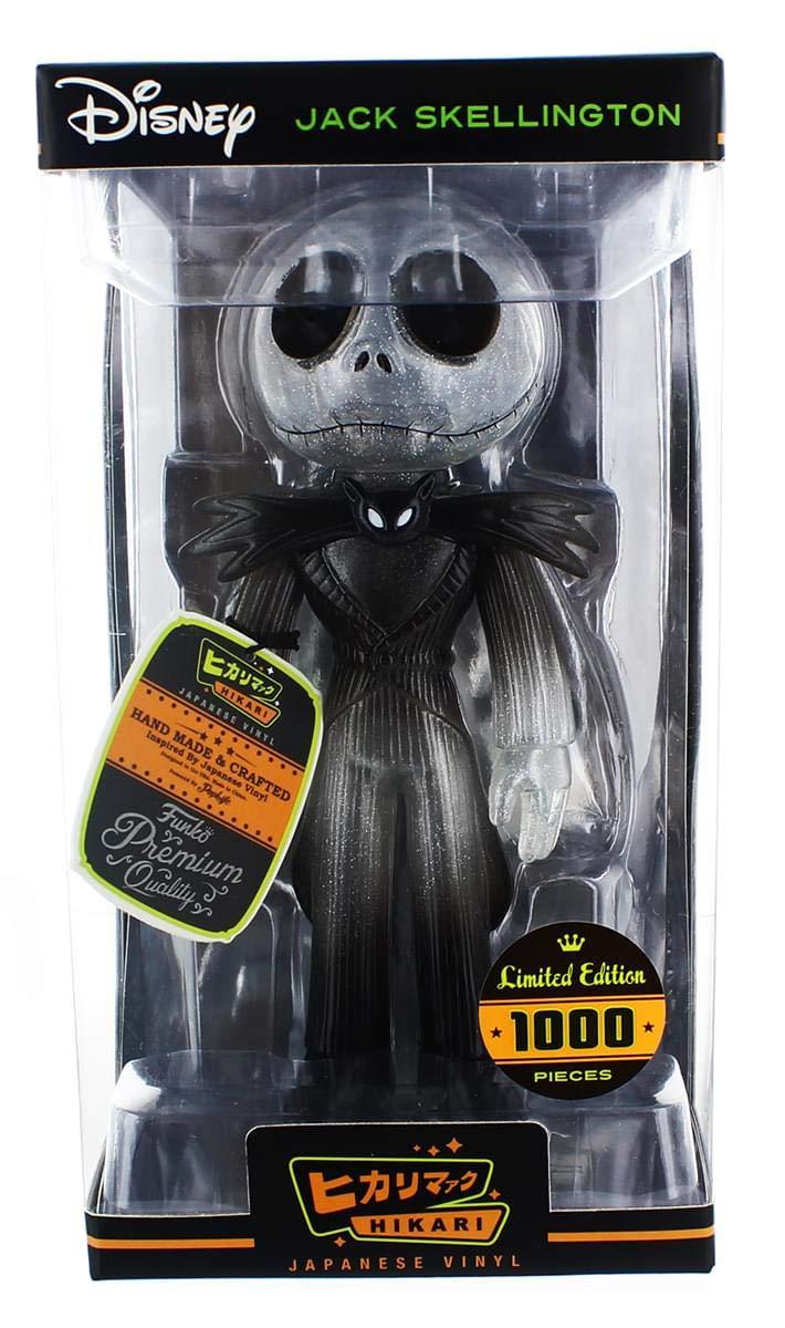 Nightmare Before Christmas Midnight Jack Skellington Hikari Japanese Vinyl Figur