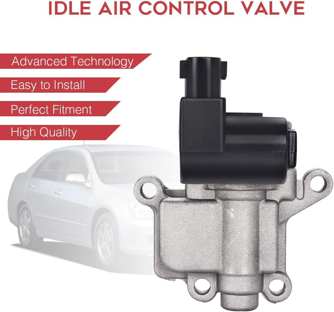Idle Air Control Valve 16022-RAA-A01 For Honda Element Accord Selected 2003 2004 2005 2006 2.4L l4 3.0L V6