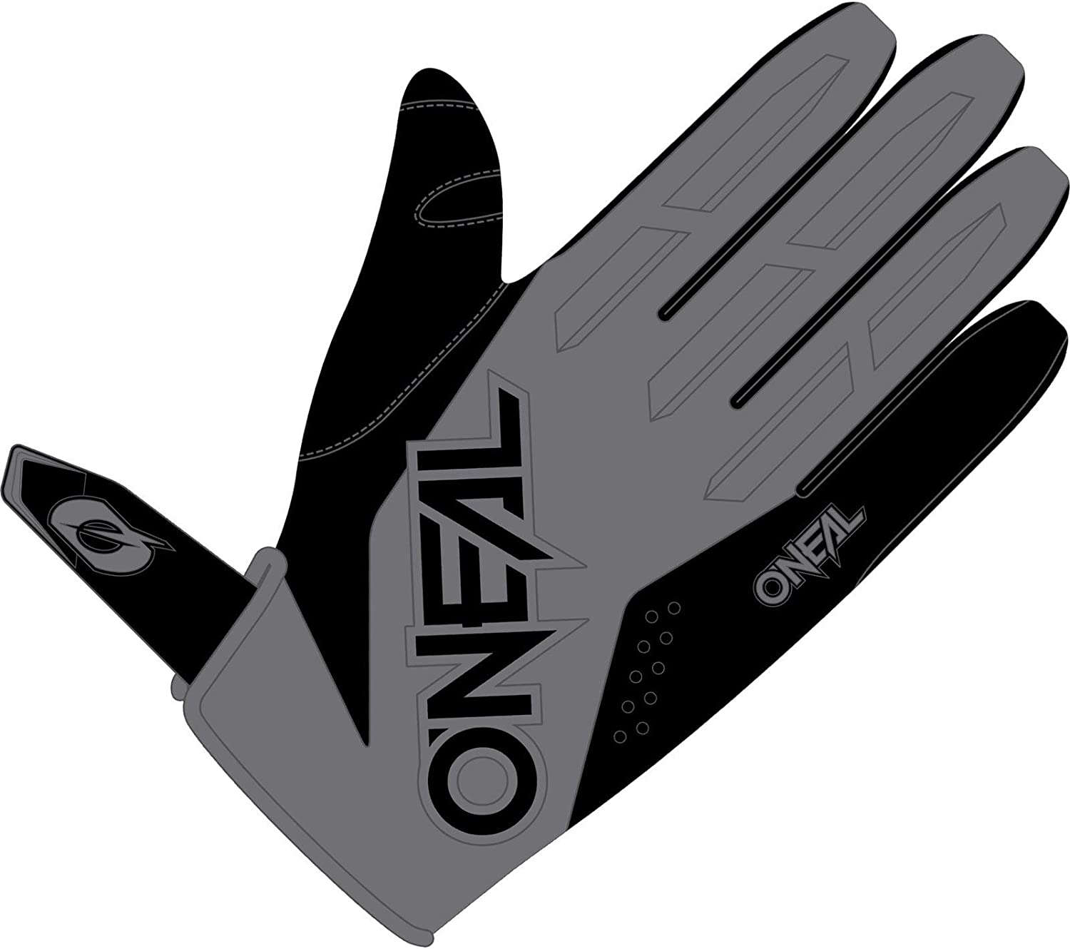 ONeal E030-312  Element Unisex-Adult Glove 2 Pack Red, 12